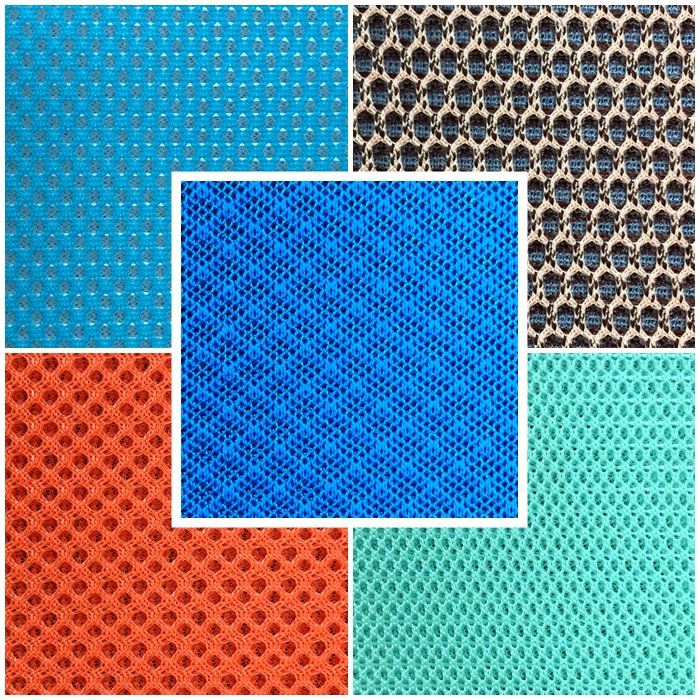 LCDW002 Made in Taiwan Motorcycle Seat Cover 3D Air Polyester Mesh Fabric