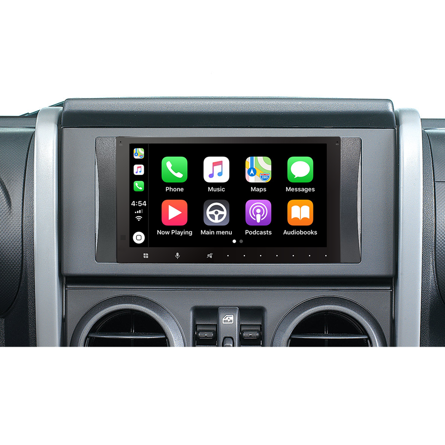 Car Universal Player Support Apple CarPlay and Android Phone Link