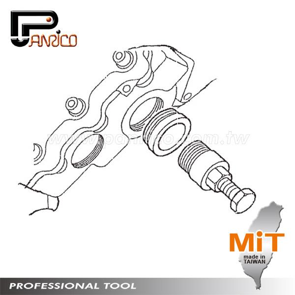 Diesel Injection Pump Puller For German Car Of Engine Repair Tools