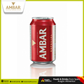 Lager Beer Can from Oldest Brewery in Spain Wholesale | AMBAR ESPECIAL Can 33cl, 50cl (24 units) | La Zaragozana