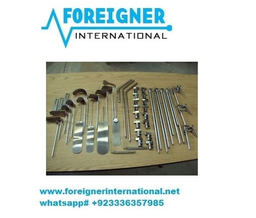THOMPSON Table Retractor Set Surgical Retractor,Thompson Retractor Complete Set Stainless Steel High Quality