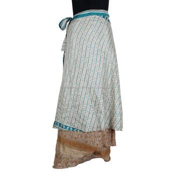 superior quality 804b6 ae3ce New Indian Hippy Gypsy Gonna Lunga Delle Donne Di Seta Magia Wrap Skirt -  Buy Gonne Wrap Boho Gipsy Gonne,Ultimo Stile 100% Di Seta Sari Di Seta Del  ...