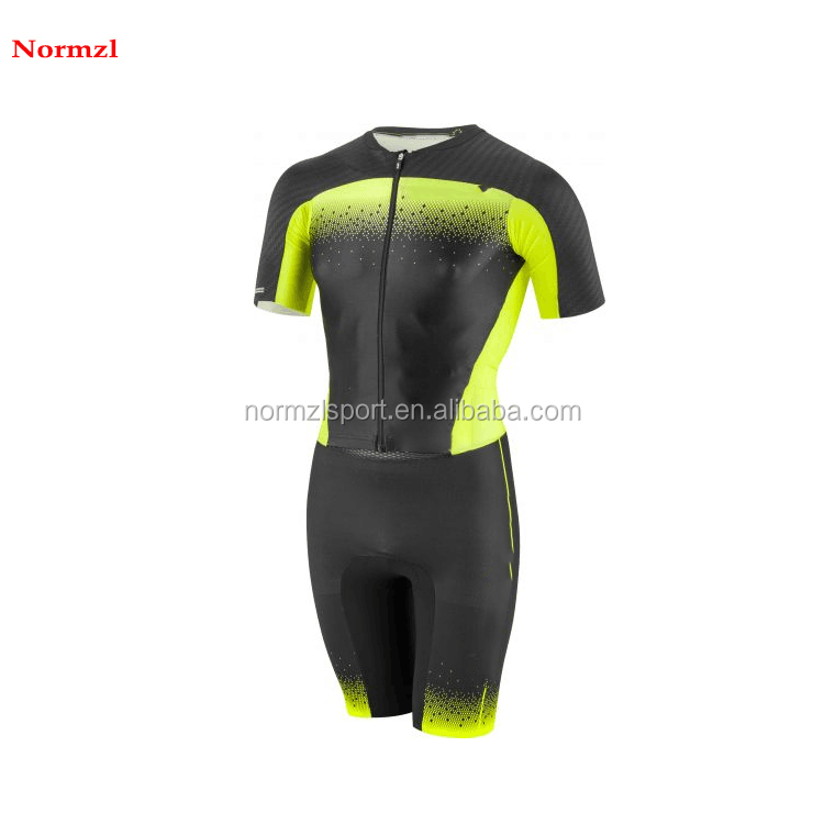 custom sublimation good selling speed skating suit comfortable