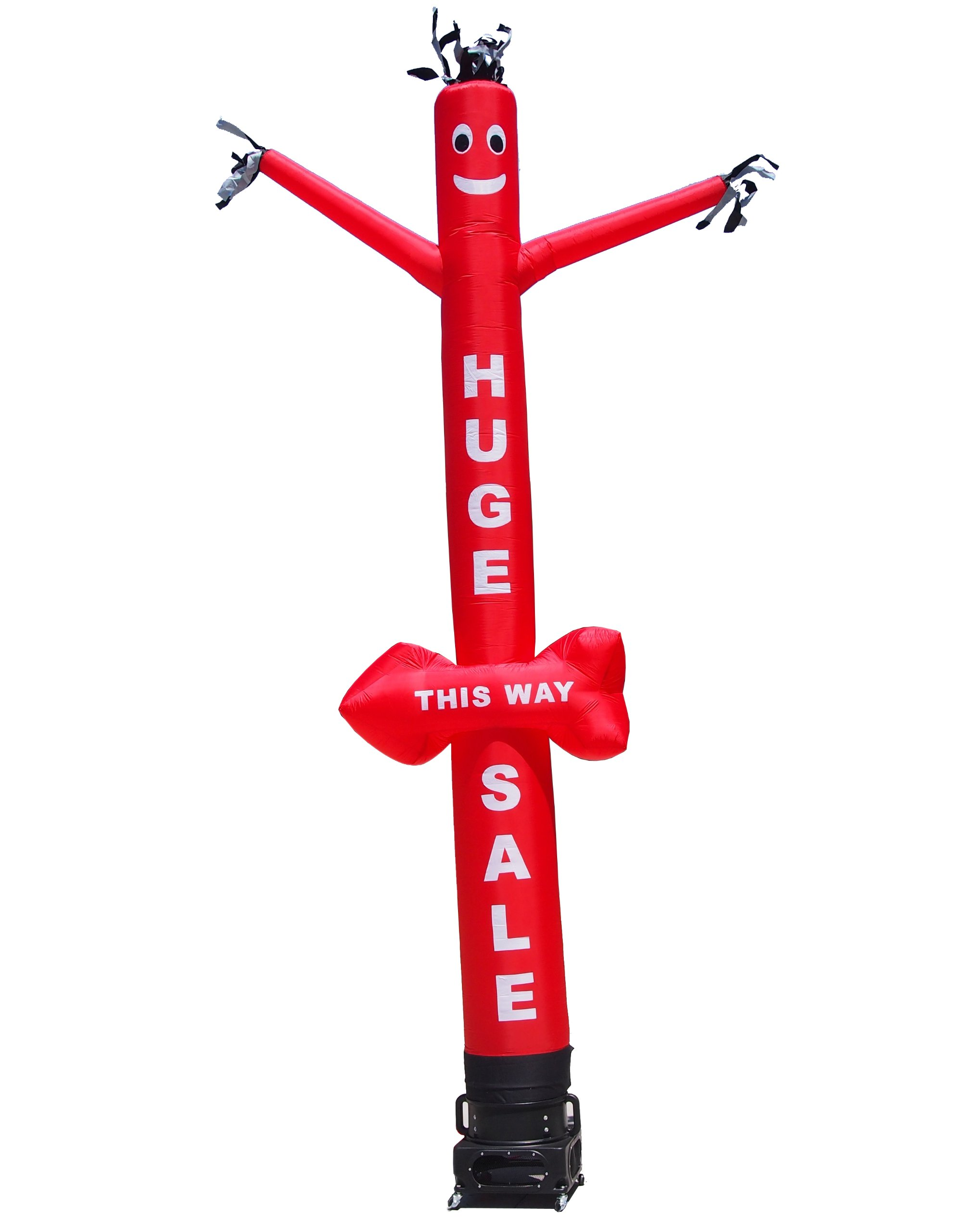 LookOurWay Air Dancer Huge Sale Fly Guy Inflatable, 15-Feet