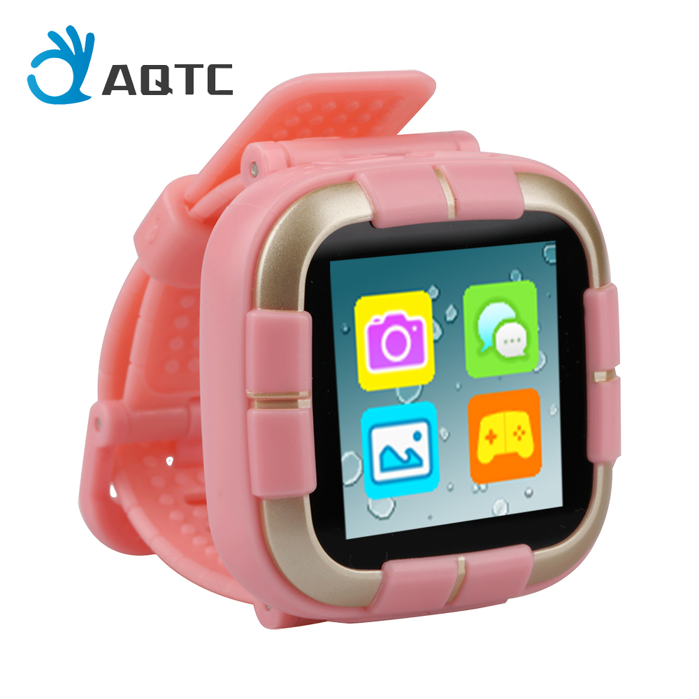 Kids Smart Watch With Walkie Talkie Game Camera Alarm Clock