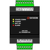 DATAKOM DKG-359 Battery Bank Charge DC Controller