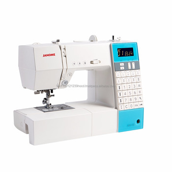Janome Dks100 Computerized Sewing & Quilting Machine (heavy Duty ... : computerized sewing and quilting machine - Adamdwight.com