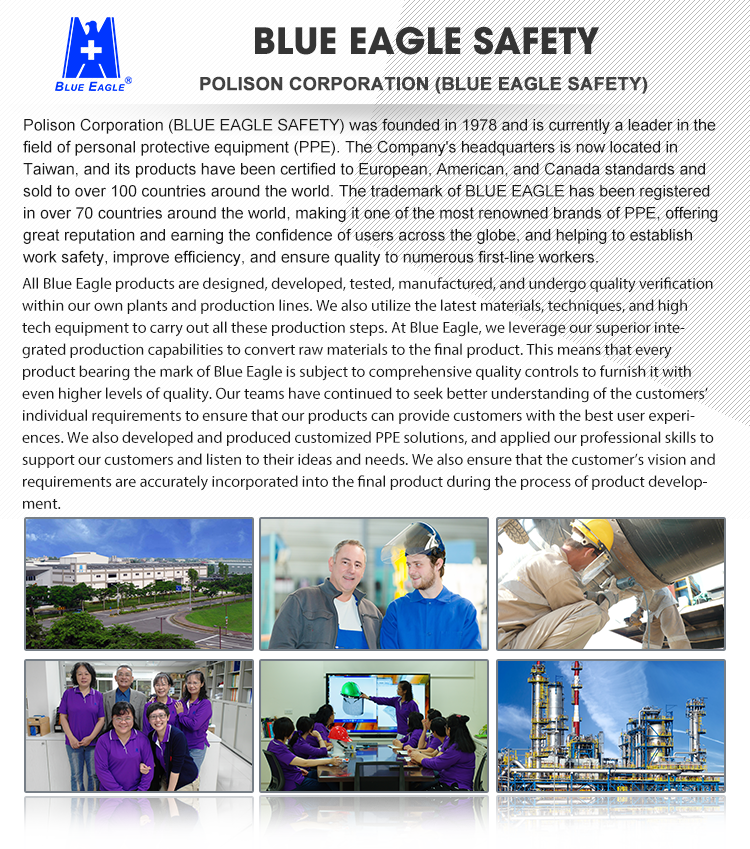 Blue Eagle Company Information