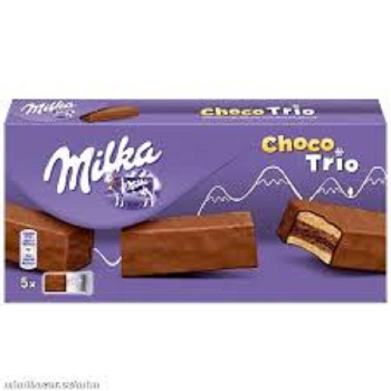 Milka Chocolate y Milka Chocolate disponible