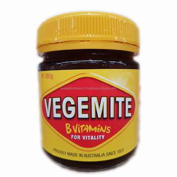 Vegemite - Australia's Favorite - packed with Vitamin B