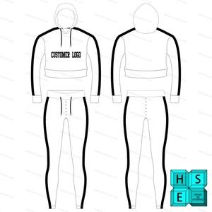 Latest Customized Ladies Tracksuit/ Ladies Sweatsuit/ Custom made Ladies  Jogging Suit