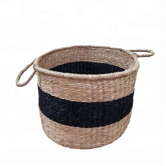 Kffc Large Multifunctional Storage Basket Hamper Washable Multi-Function Storage Basket Storage Basket Receiving Supplies Color : A