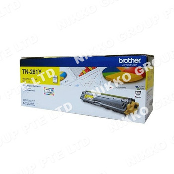 Originale TN-261Y Cartuccia Toner Giallo per l'uso BROTHER HL-3150CDN/HL-3170CDW/9140CDN/MFC-9330CDW