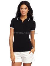 2018 summer fashion design sport women polo t shirts