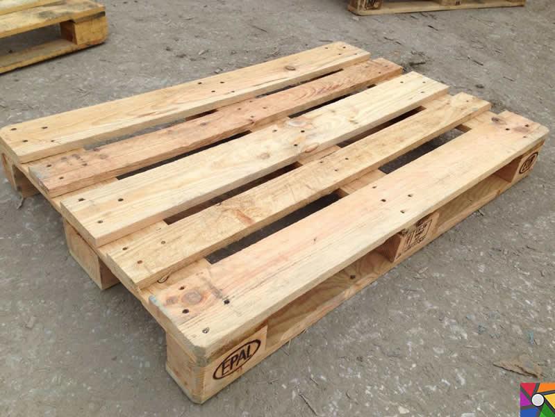 China Factory Standard Epal Wood Wooden Euro Pallet Size ...