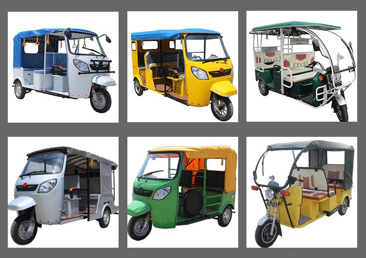 Bajaj elektrische auto riksja india bajaj cng auto riksja