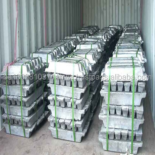 High Quality 99.99 % Purity Lead Ingot/Pure Lead, Remelted Lead Ingot 99.97%