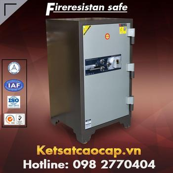 fingerprint safe lock box Electronic digital card safe CAFE   - KCC 200 FE