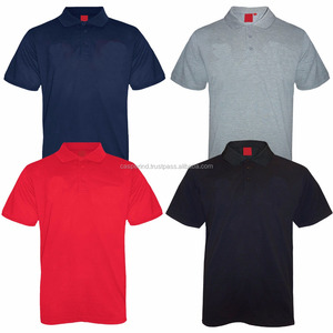 multi functional 100% embroidery logo custom logo work polo shirts embroidered