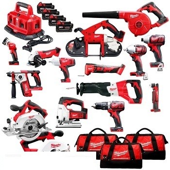 Free shipping POWER TOOLS Milwaukee 2695-15 M18 18V Cordless Lithium-Ion Combo