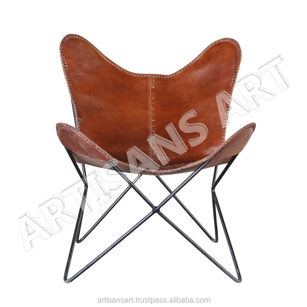 Vintage Leather Butterfly Chair, Vintage Leather Butterfly Chair Suppliers  And Manufacturers At Alibaba.com