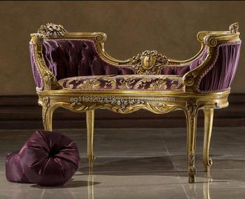 Louis Xv Style Corner Sofa