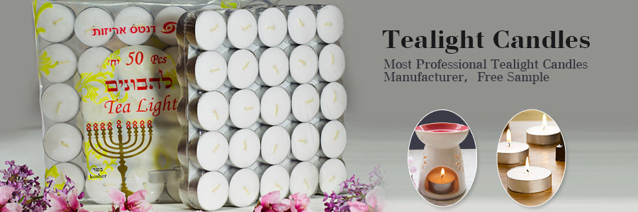 Automatic production 8 hour mini tea light candles