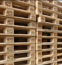 NEW AND USED EUROPE STANDARD WOODEN EURO EPAL PALLETS
