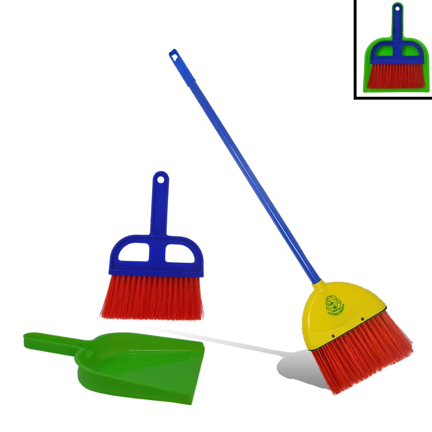 Cheap Long Handled Dustpan And Broom Set Find Long