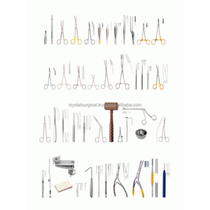 Advanced Rhinoplasty Surgical Instruments Set , Plastic Surgery Instruments ,