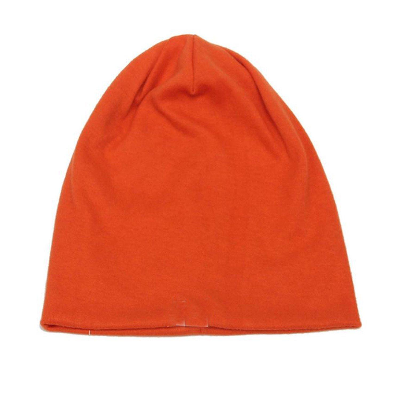 Get Quotations · Miki Da Fashion Solid Bonnet Enfant Kids Hat Baby Boy Girl  Baby Hat Cotton Blends Baby e2437db2003d