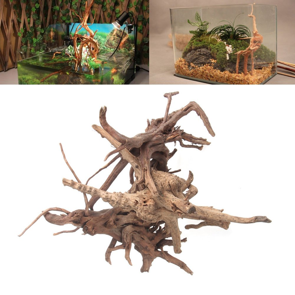 Aquarium Decorations Natural Branch Driftwood for Fish Tank Decoration