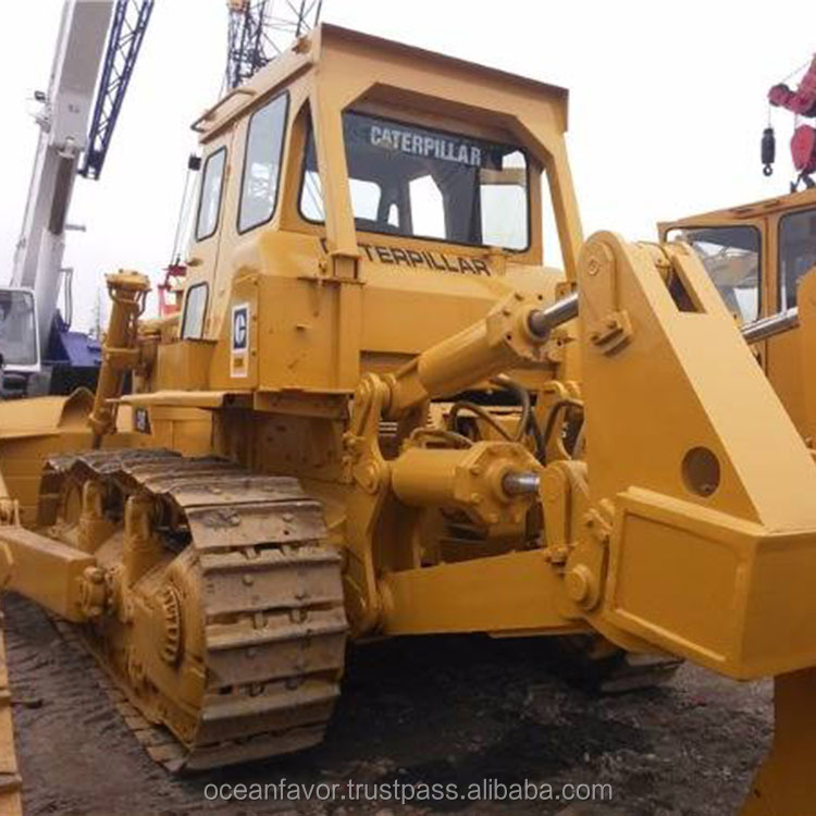 used caterpillar D8K bulldozer CAT D8K bulldozer, 100% from Japan, hot sale