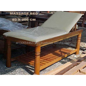 Wooden Massage Bed Folding for Spa And Salon