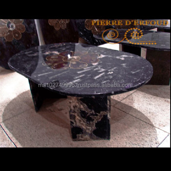 Artisanat Fossiles Marbre Table Basse Buy Table Basse En Marbre
