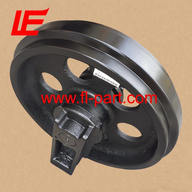 Excavator CAT307 idler wheel undercarriage parts