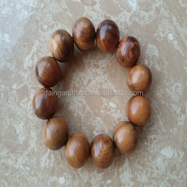 Fashion wooden beads - Preous wood