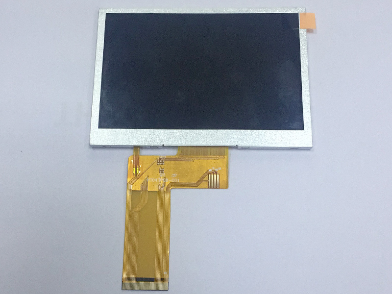 New arrival 4.3 inch IPS 480x272 TFT LCD Module 8bit Serial /RGB Interface