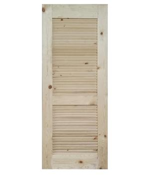Knotty Pine Solid Wood Interior Storeroom Louver Door - Buy Louver  Door,Storeroom Door,Interior Door Product on Alibaba com