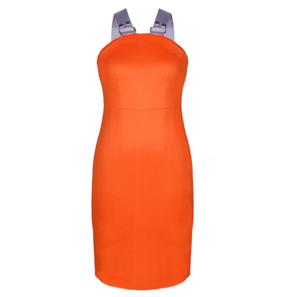 New Europe Street Style Cross Sexy Neck Dress Long Dresses