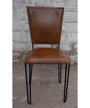 sillas para restaurante tapizadas vintagr