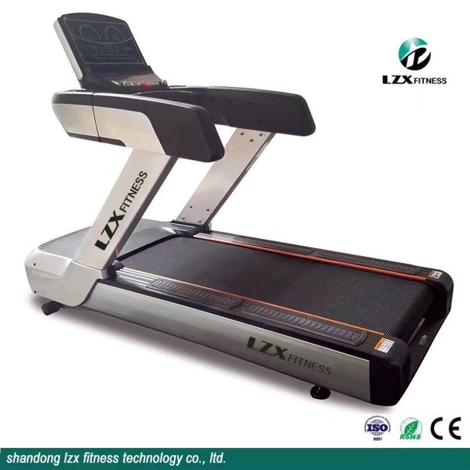Gym equipment of LZX-800 Commerical Treadmill Factory