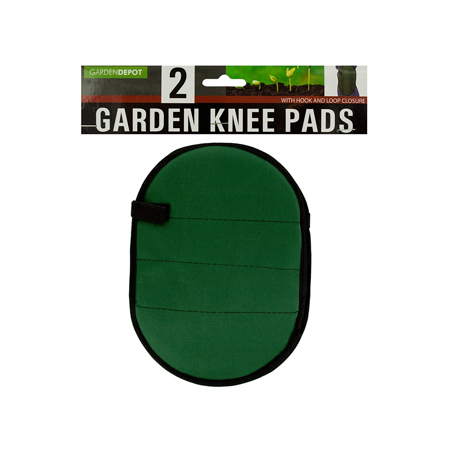 123-Wholesale - Set of 18 Adjustable Garden Knee Pads - Lawn & Garden Garden Tools