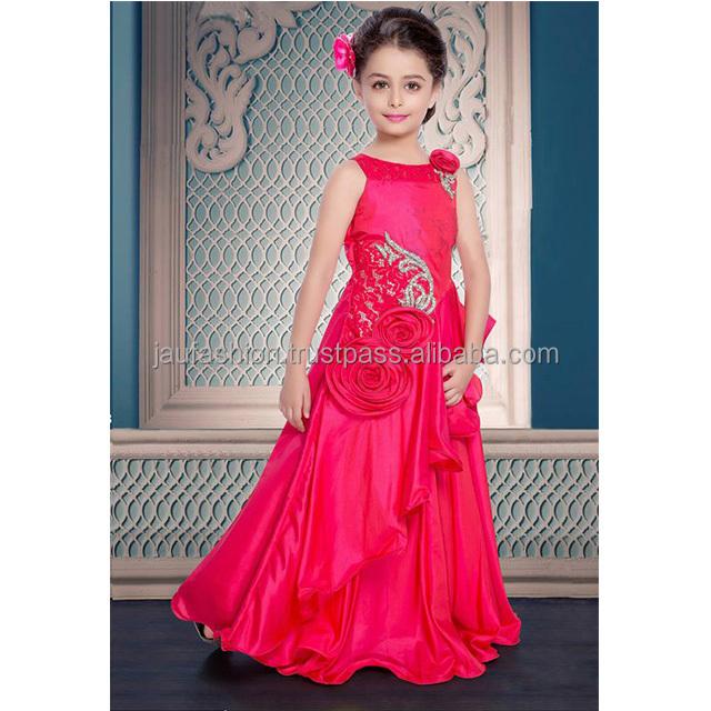 4a3d80de4 Comprar Niños Ropa niños Diseños Anarkali Vestido nuevo Diseño Niños Vestido  - Buy Casual Diseño Niños Vestido