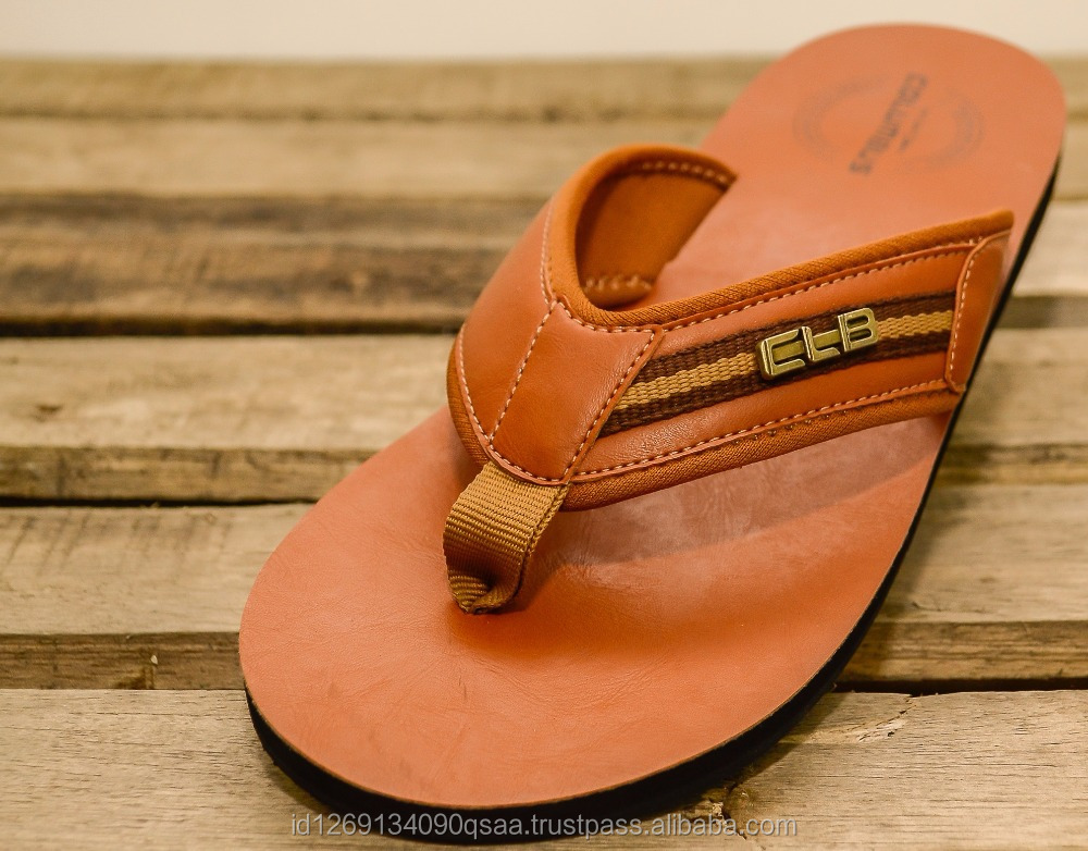 37f16c1c1 New Style Leather Synthetic Sandals Flat For Men - Buy Leather ...