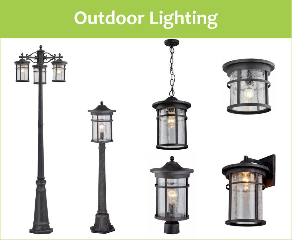 Oem Stick Lamp Post E26 E27 Reversible Bling Bling