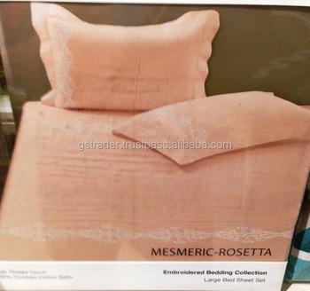 0b9999164b Design elegante bordado india folha de cama jogo de cama de algodão lençol  bordado