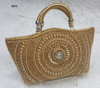 Nd73 Indian Bridal Evening Ladies Shopping Handmade Ethnic