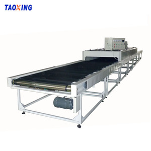 Hot Air Drying Oven Factory Supply Type Tunnel ir Dryer glass dryer