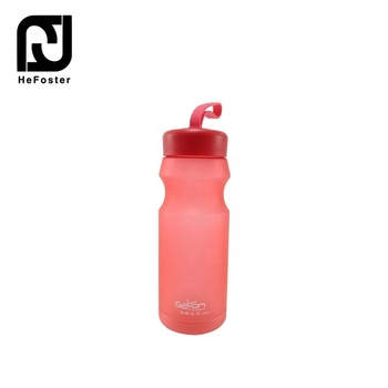 Large Outdoor Promotional Customised Bpa Free Bicycle Single Wall Plastic Sport Water Bottle